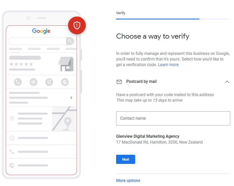 verify your business